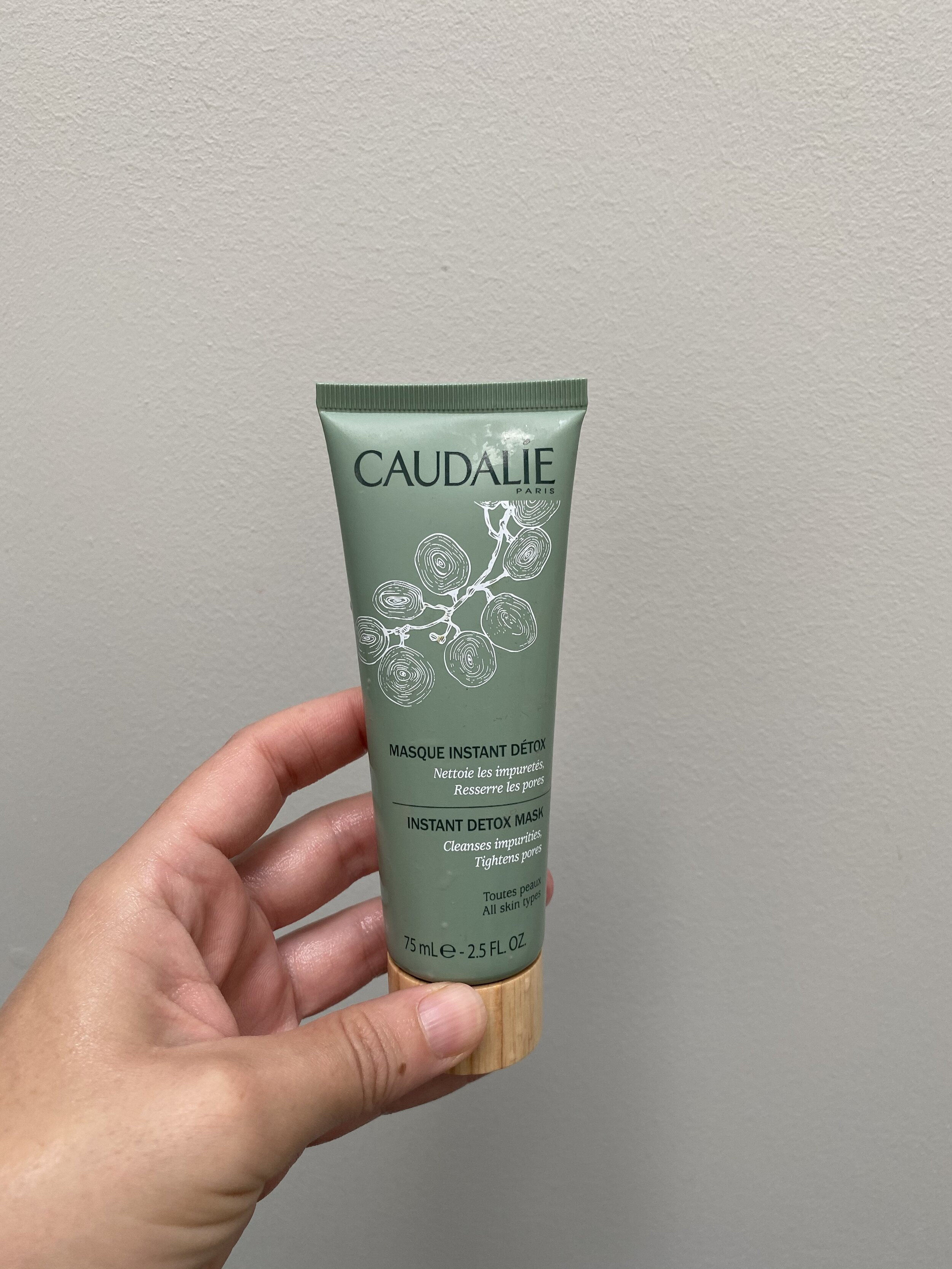 my caudalie favorites everyday parisian