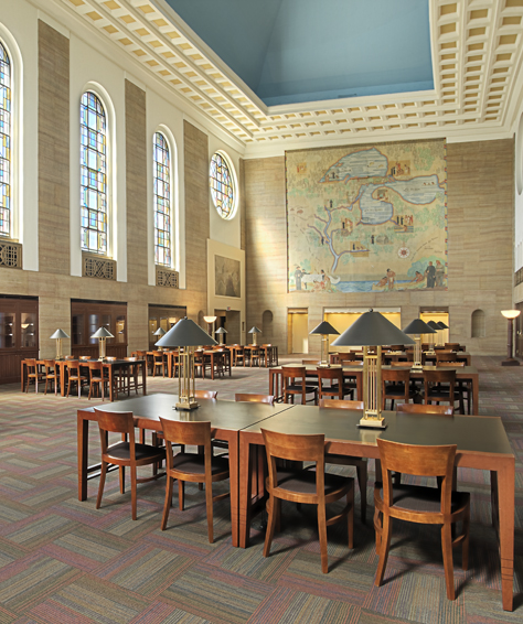 Loyola University, Cudahy Library