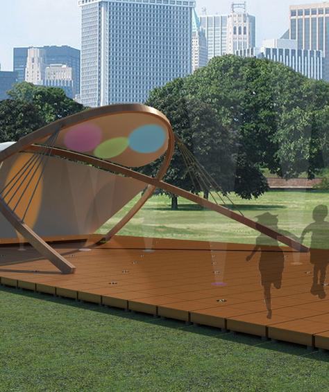 Dreamcatcher Pavilion