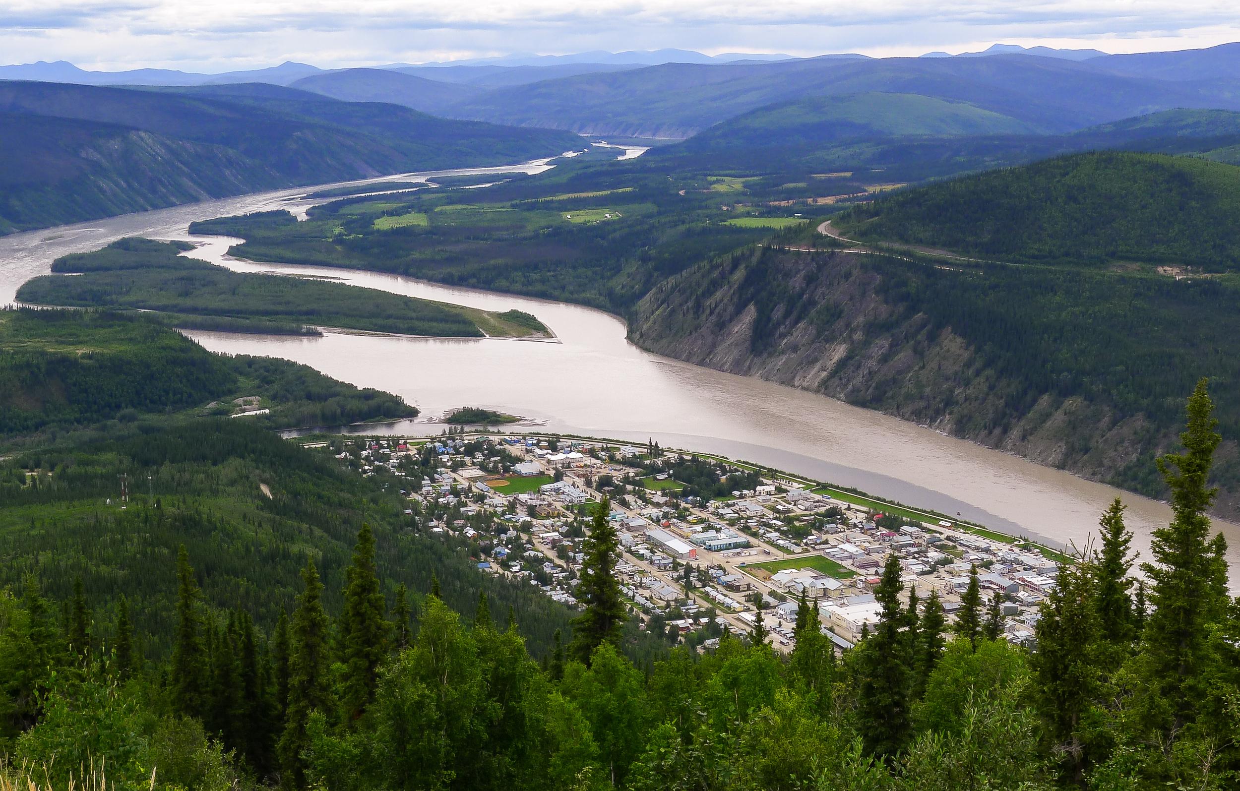 Dawson City, Yukon - Photo by https://www.flickr.com/photos/barahir/