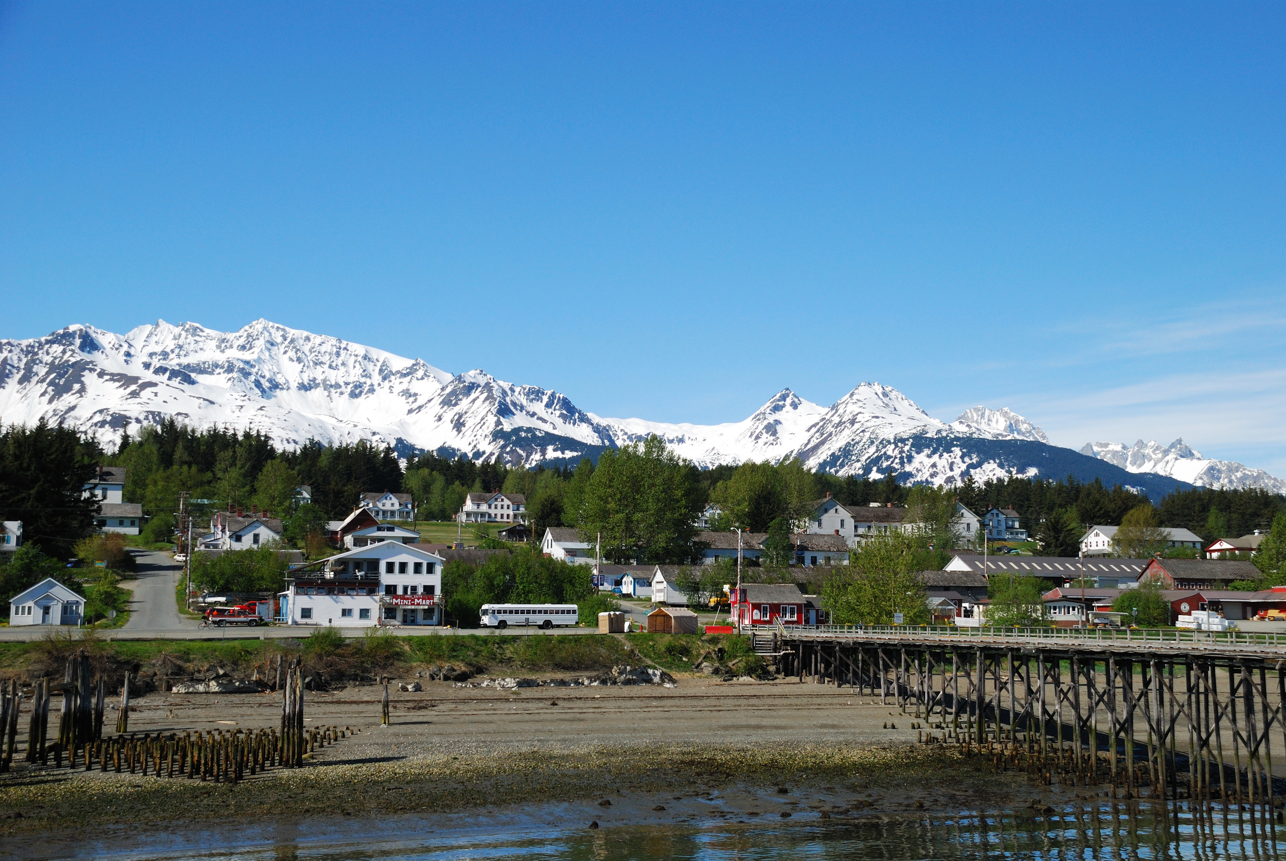 Haines, Alaska - Photo by https://www.flickr.com/photos/9702212@N03/