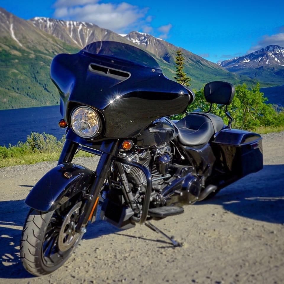Harley Davidson - Street Glides Specials