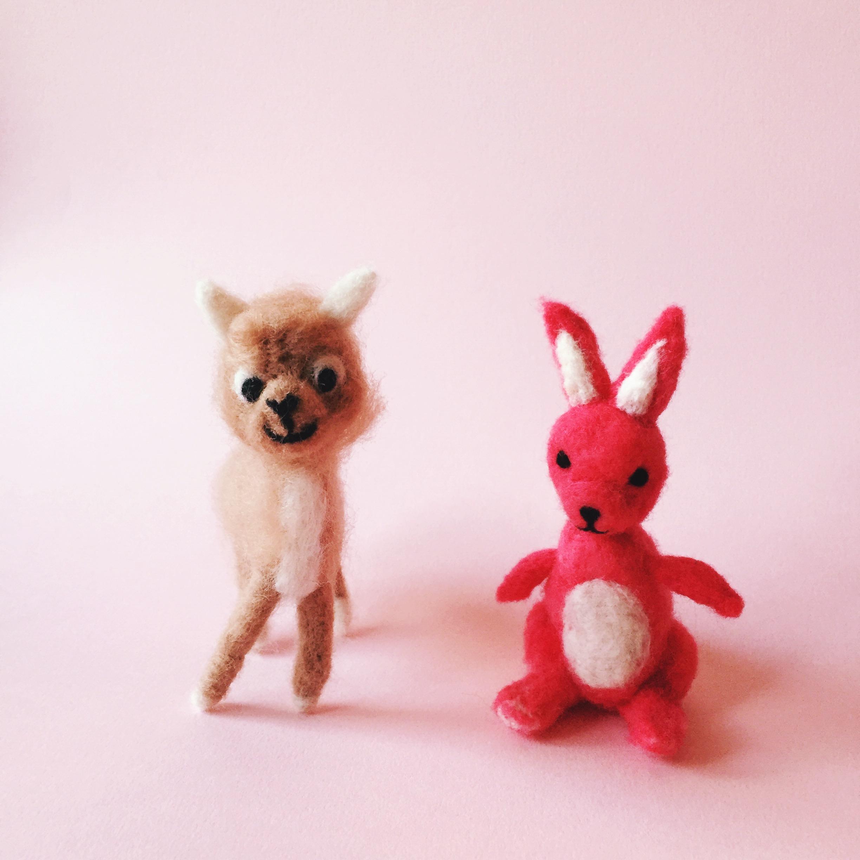 MollieAbleman_NeedleFetling_Llama_Bunny.JPG