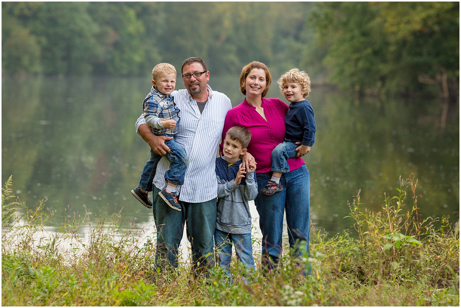 Douglassville Pennsylvania (PA) Family Session