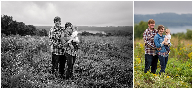 Blue Marsh Lake Family Photoshoot