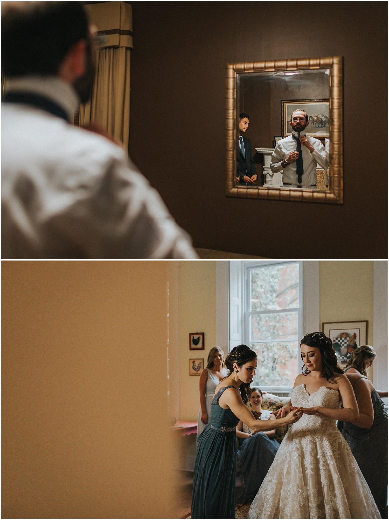 Colonial Dames Philadelphia Wedding