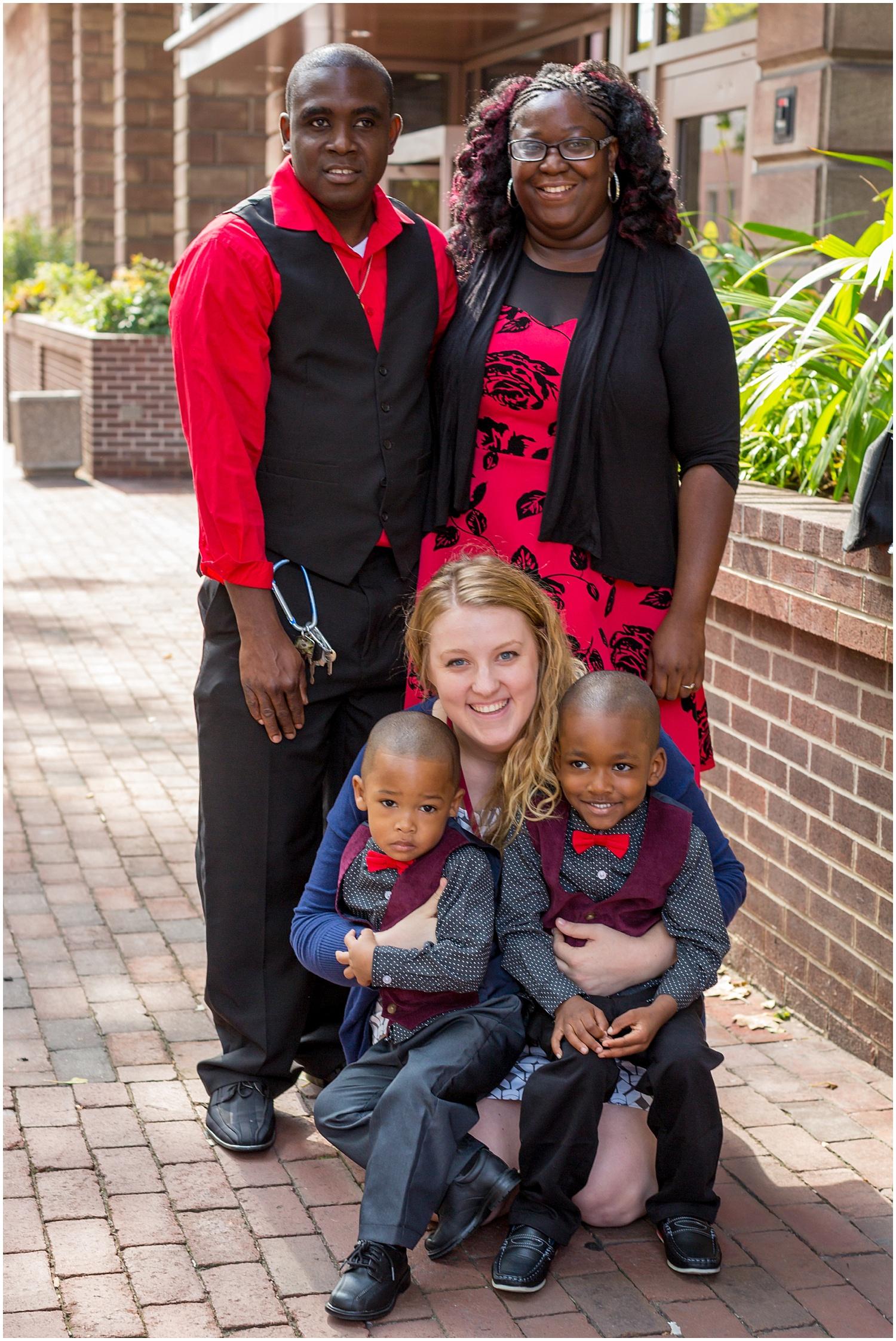Berks County Adoption Family Photoshoot