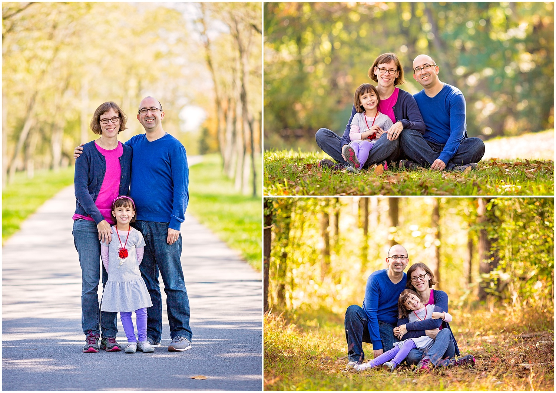 Daniel Boone Homestead Family Photographer