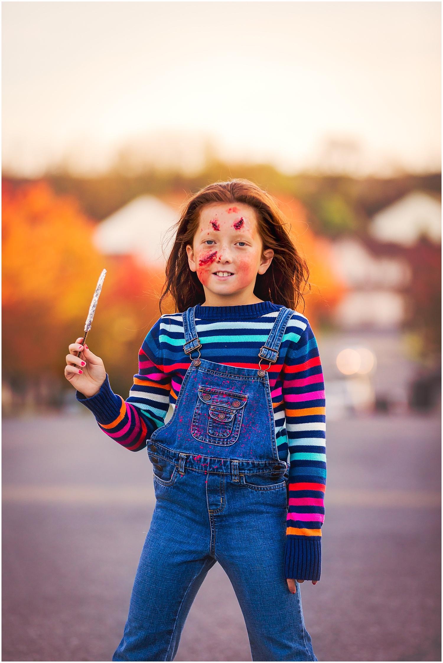 Berks County Halloween Family Photographer