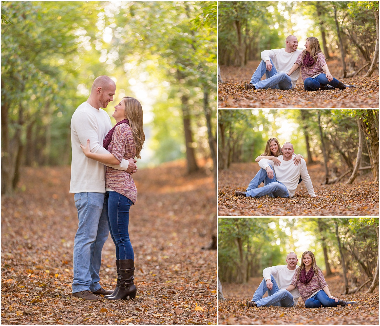 Wyomissing Park Engagement Photographer