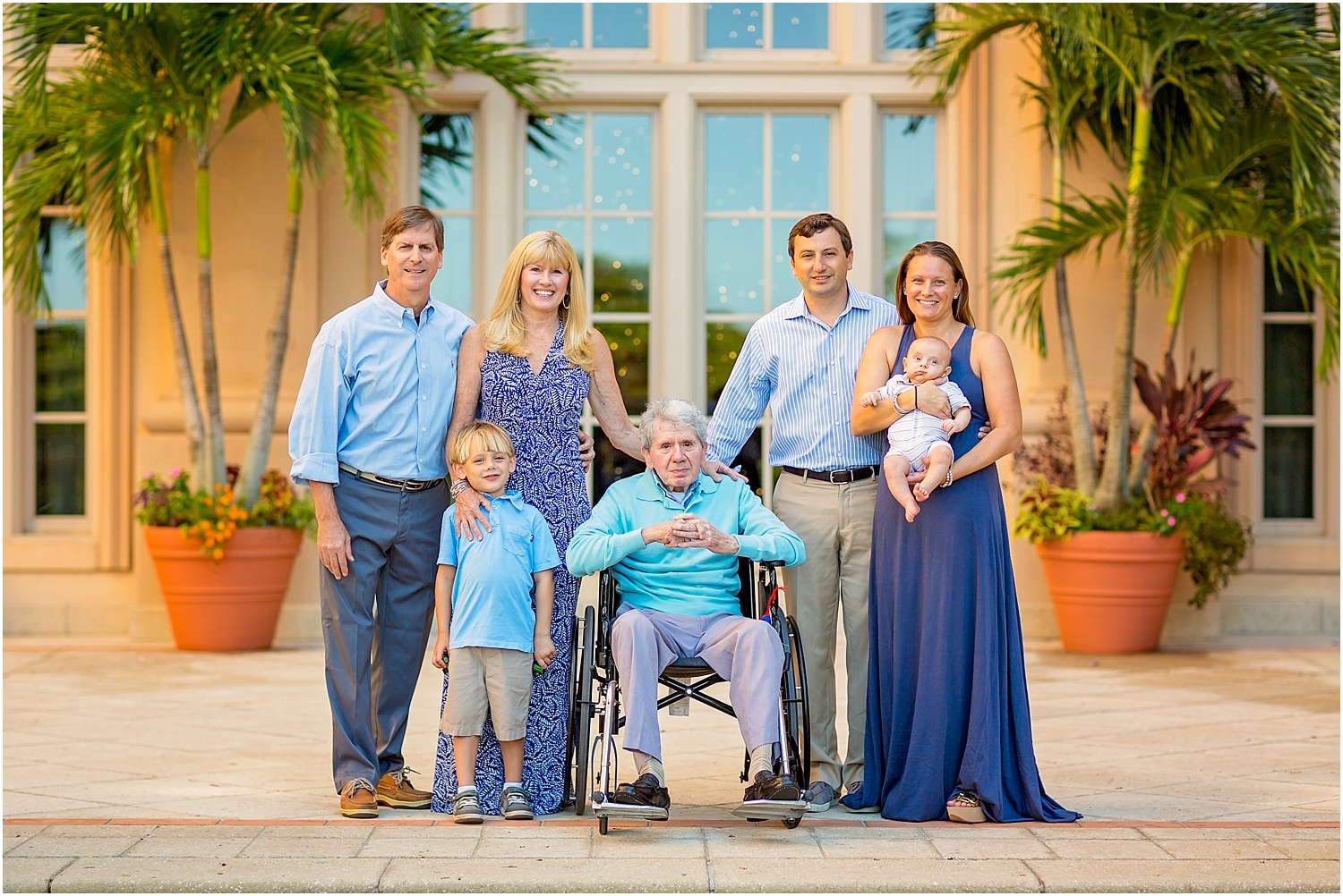 Ritz Carlton Naples Florida Destination Family Photographer