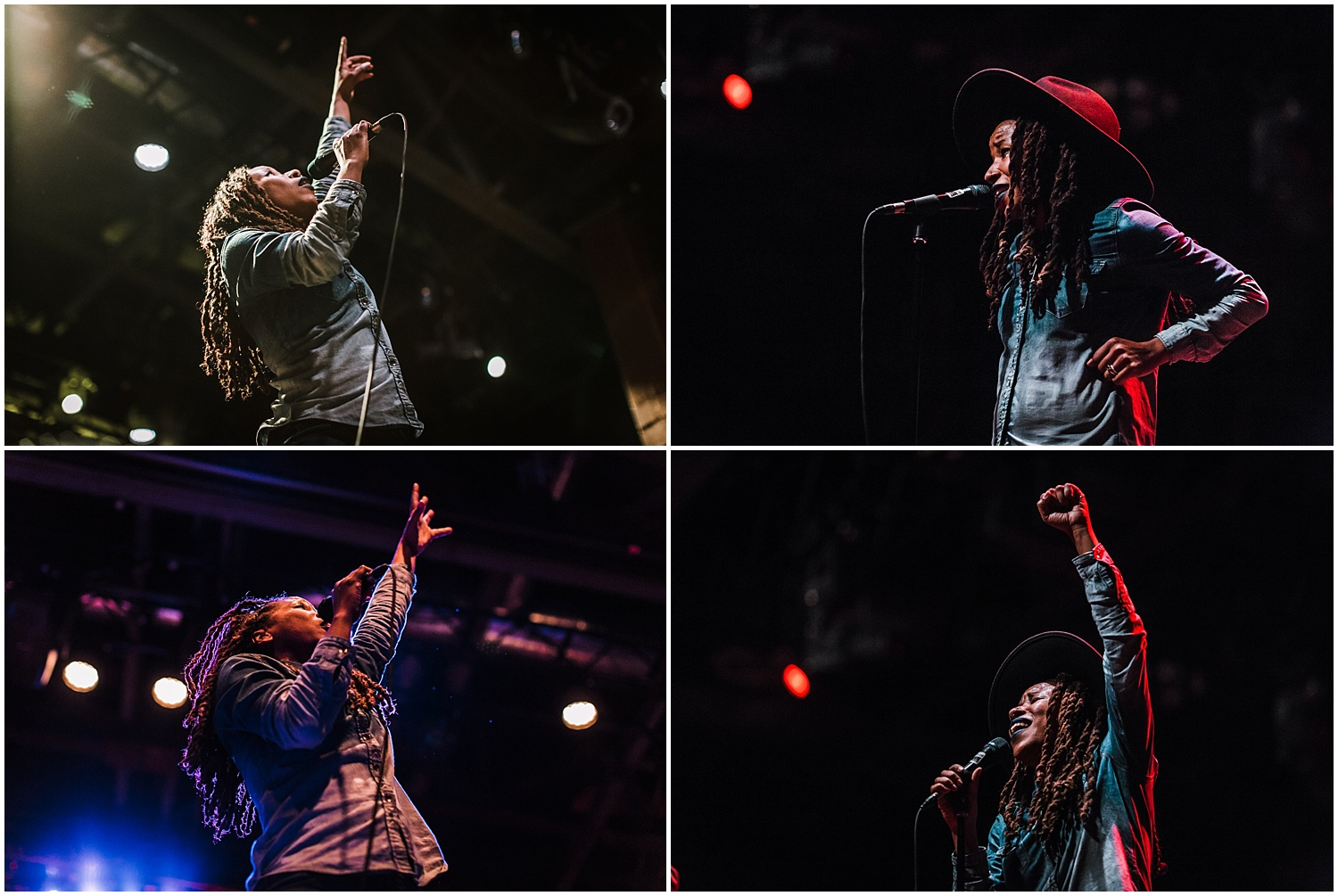 The Fillmore Philadelphia Concert Photographer The Reminders