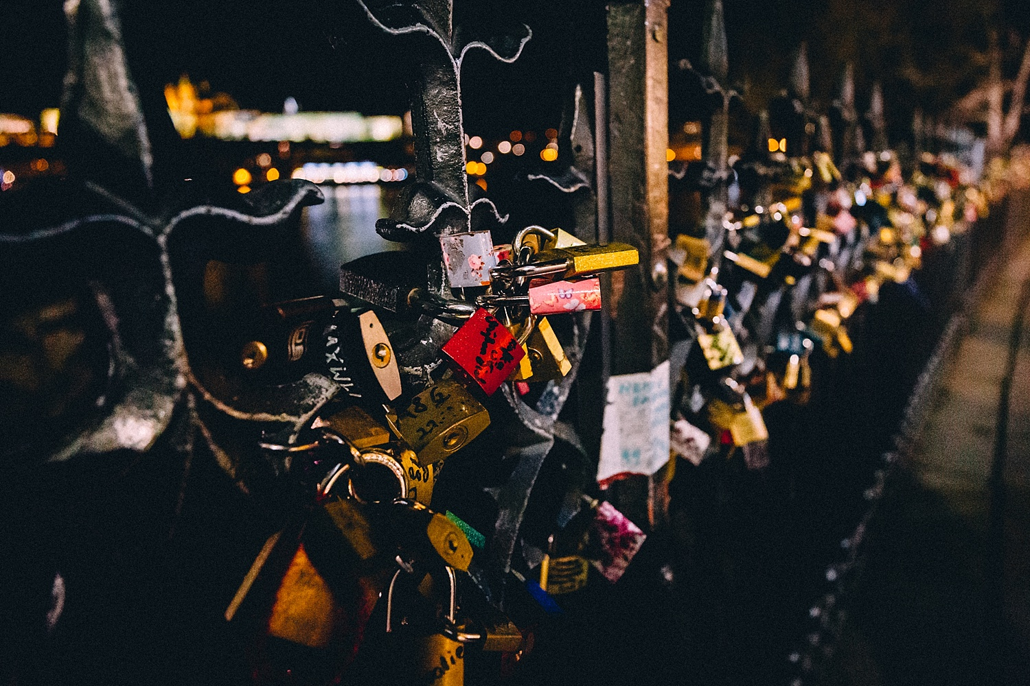 Taken on the Charles Bridge, Prague
