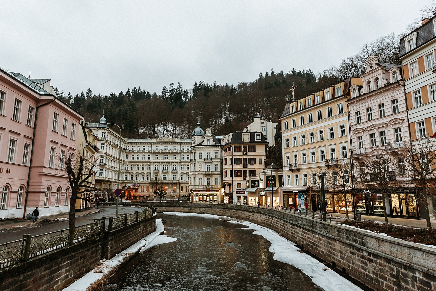Karlovy Vary spa town, Czech Republic