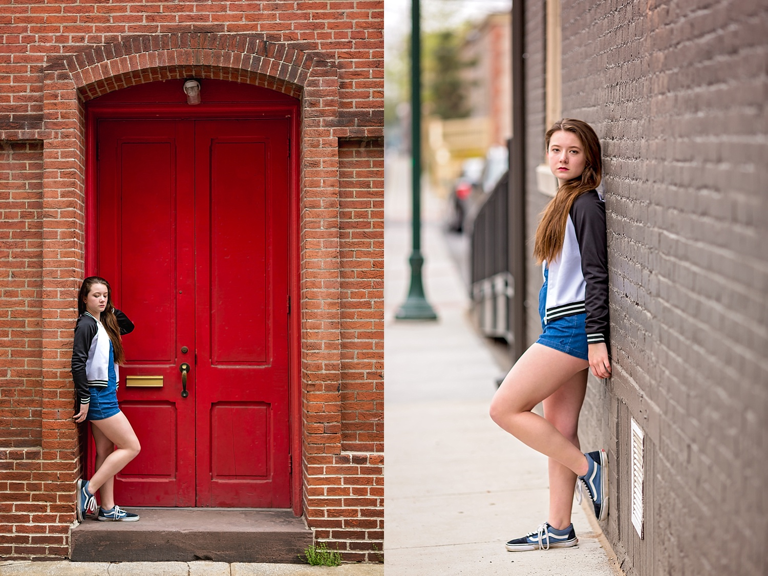 Harrisburg Pennsylvania high school senior photographer