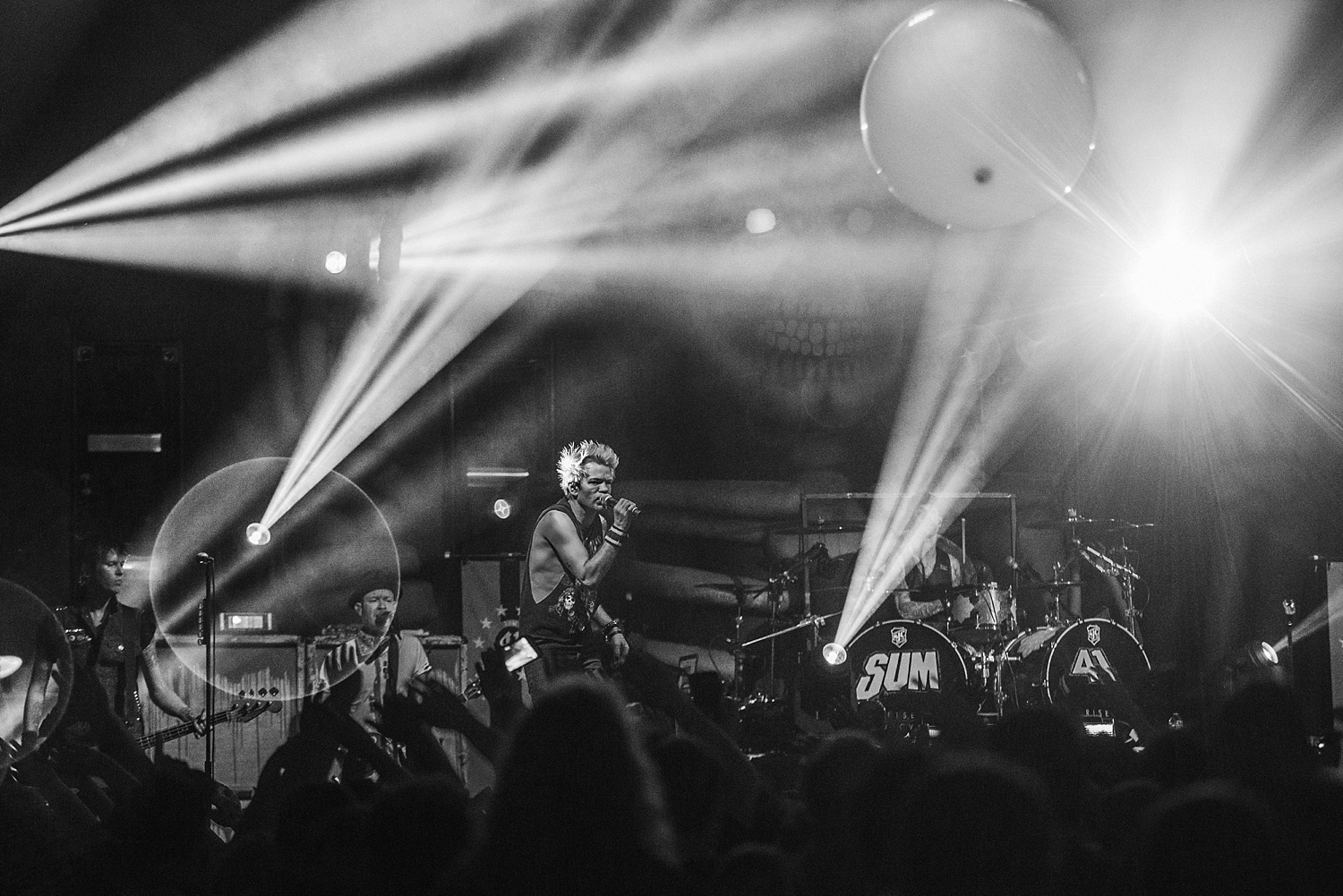 Sum 41 - May 2, 2017 - Freedom Hall