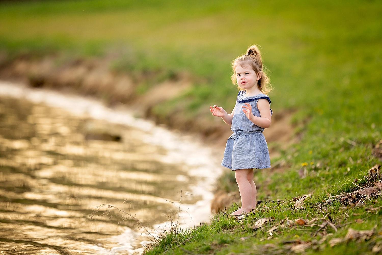 Blue Marsh Lake Berks County Family Photoshoot