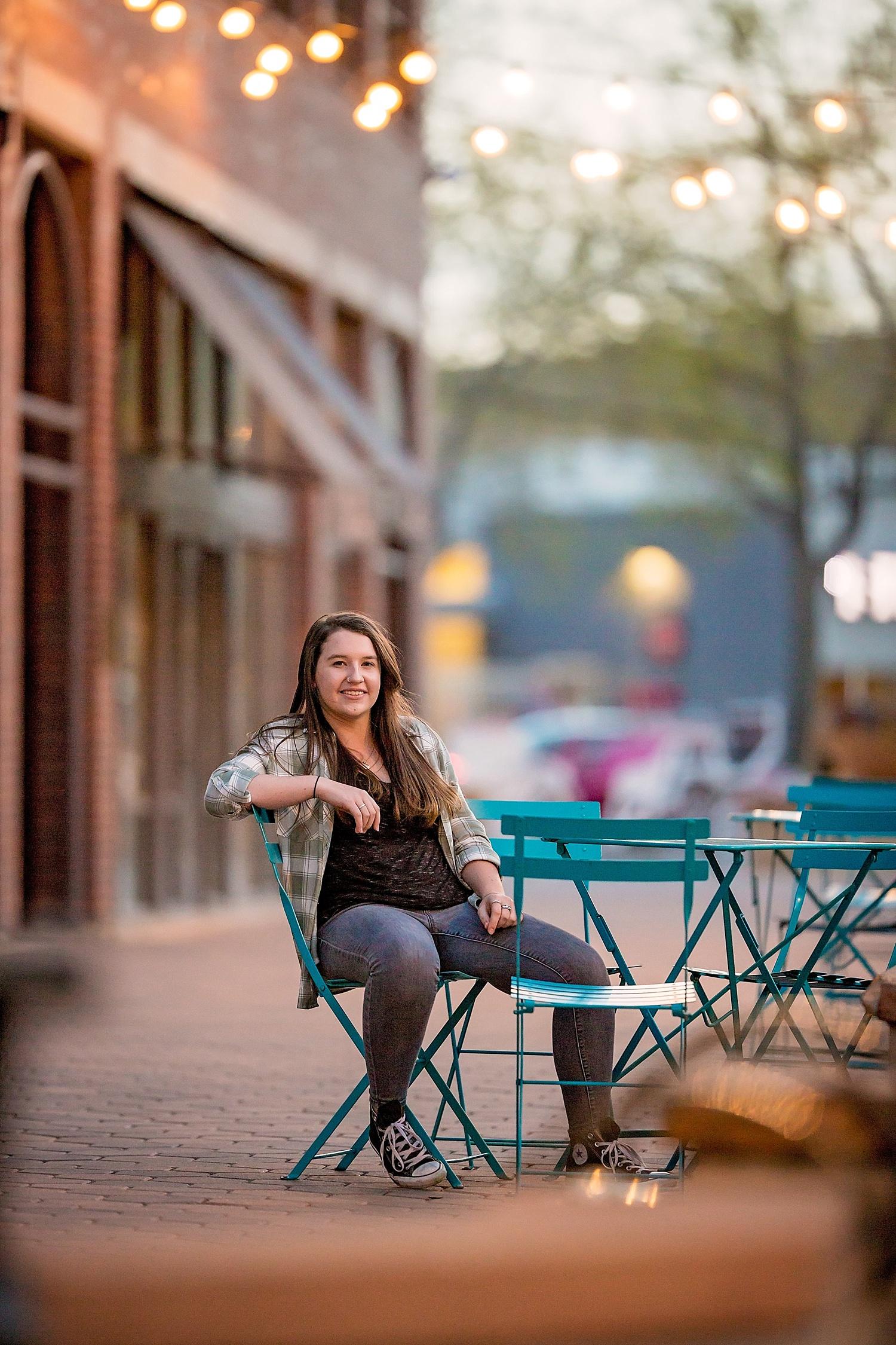 Fort Collins Colorado senior photoshoot