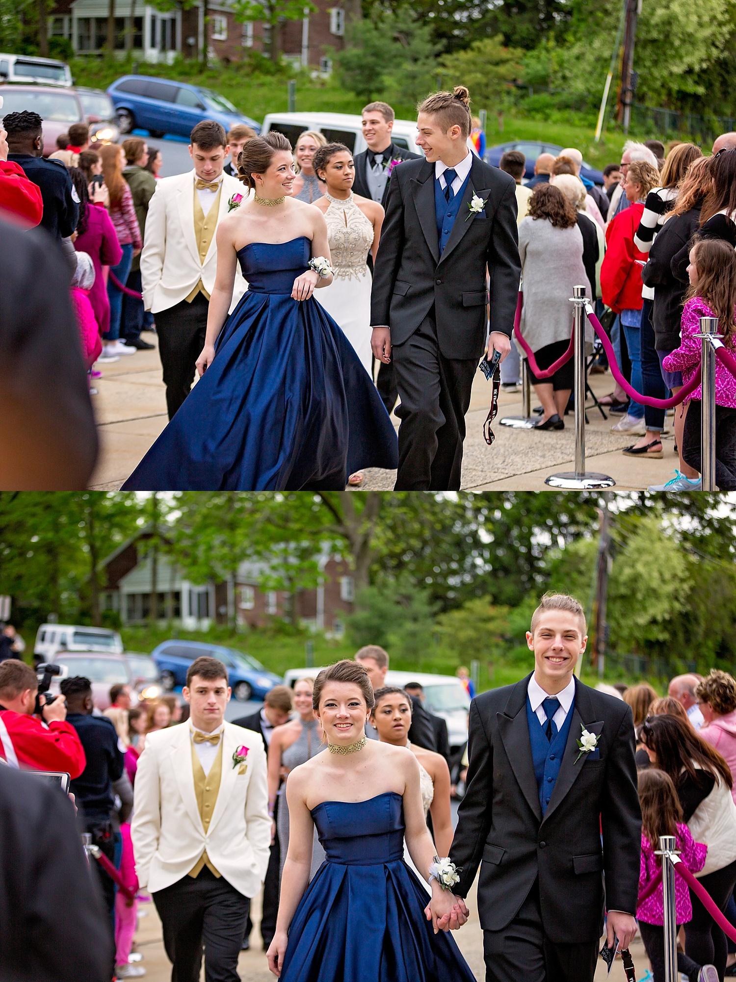 Wilson High School Prom 2017