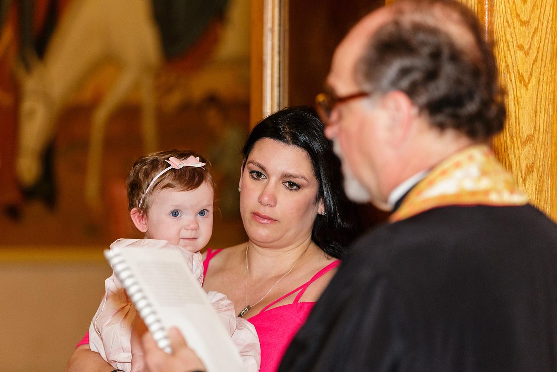 Berks County Saints Constantine and Helen Greek Orthodox Church baptism