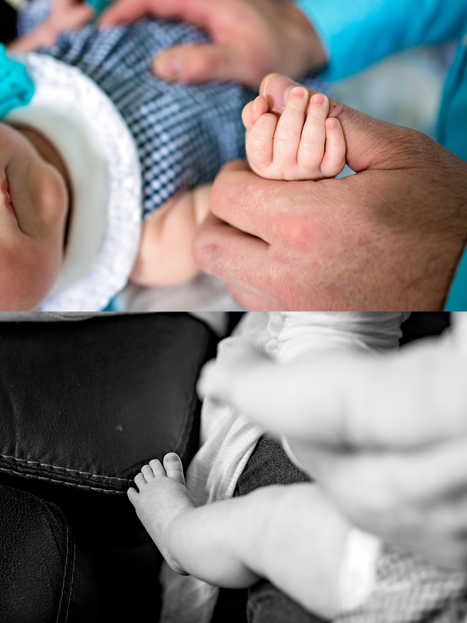 Philadelphia in-home lifestyle newborn photographer