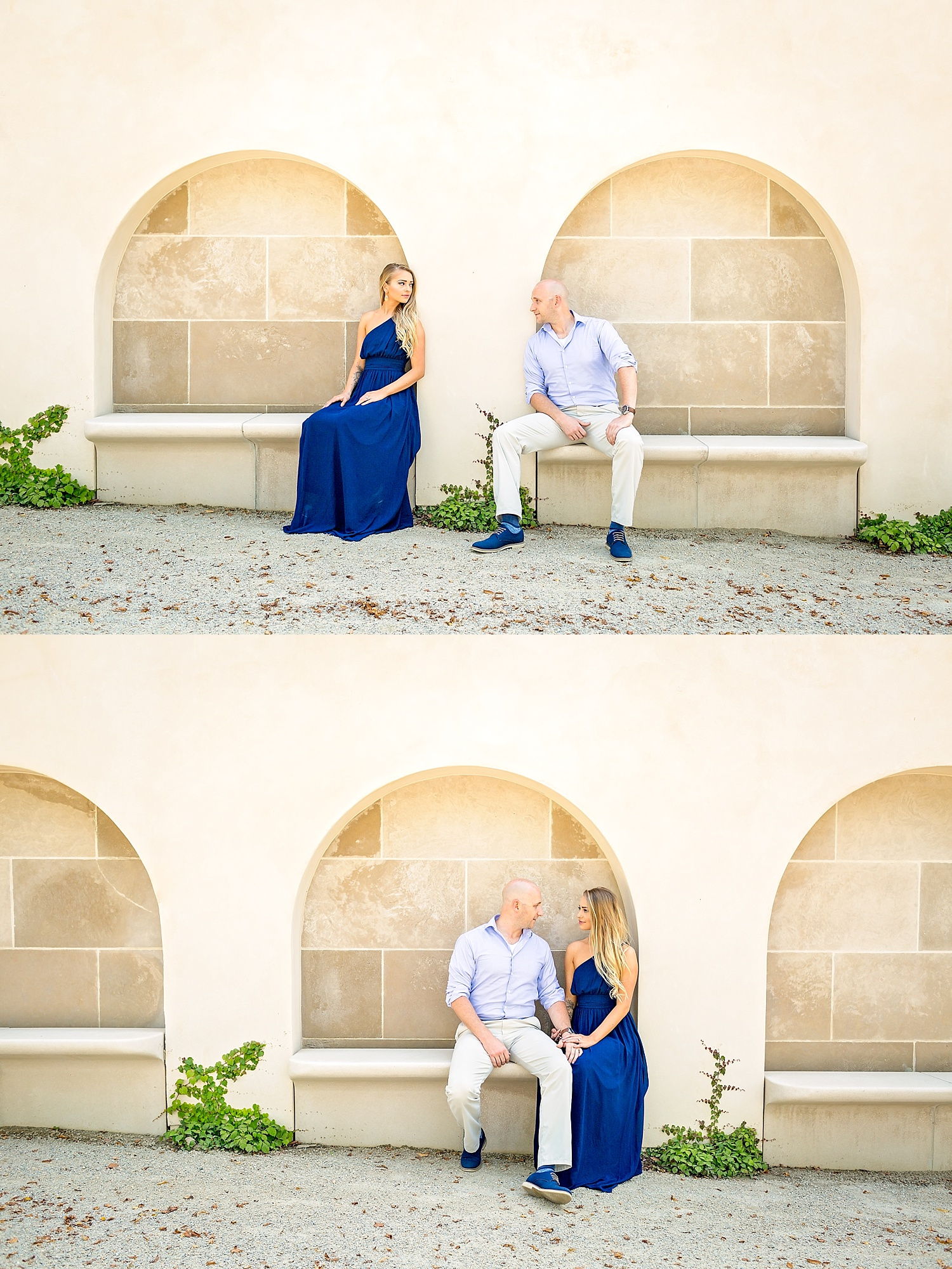 Longwood Gardens engagement photoshootLongwood Gardens engagement photoshoot