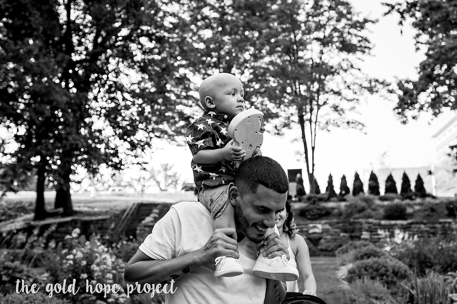 The Gold Hope Project Reading Pennsylvania Pediatric Cancer Fighter Photography Session
