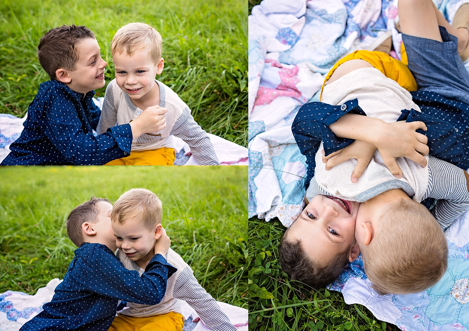 Wyomissing Park Pennsylvania Family Photographer