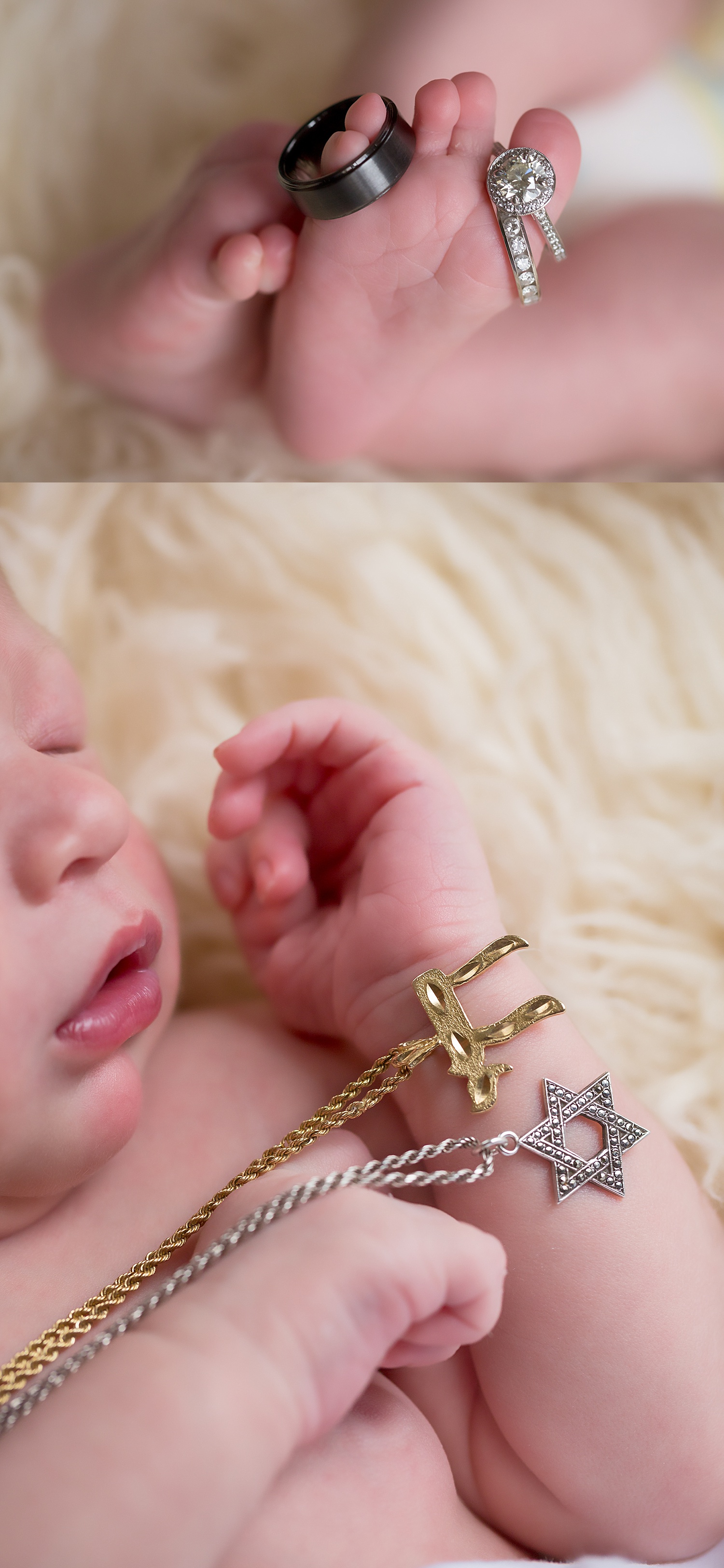 Baltimore Maryland in-home lifestyle newborn photographer
