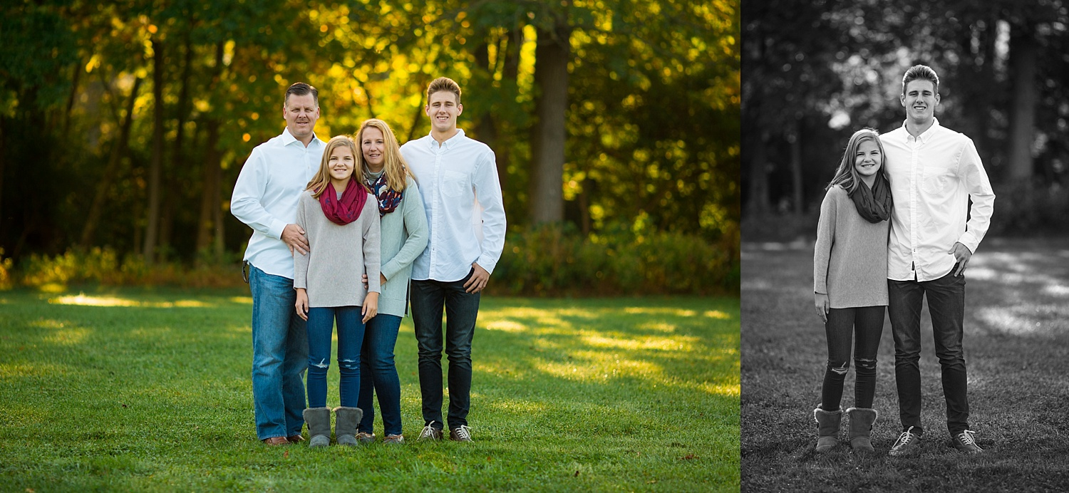 Grings Mill Berks County Pennsylvania Fall Family Photographer