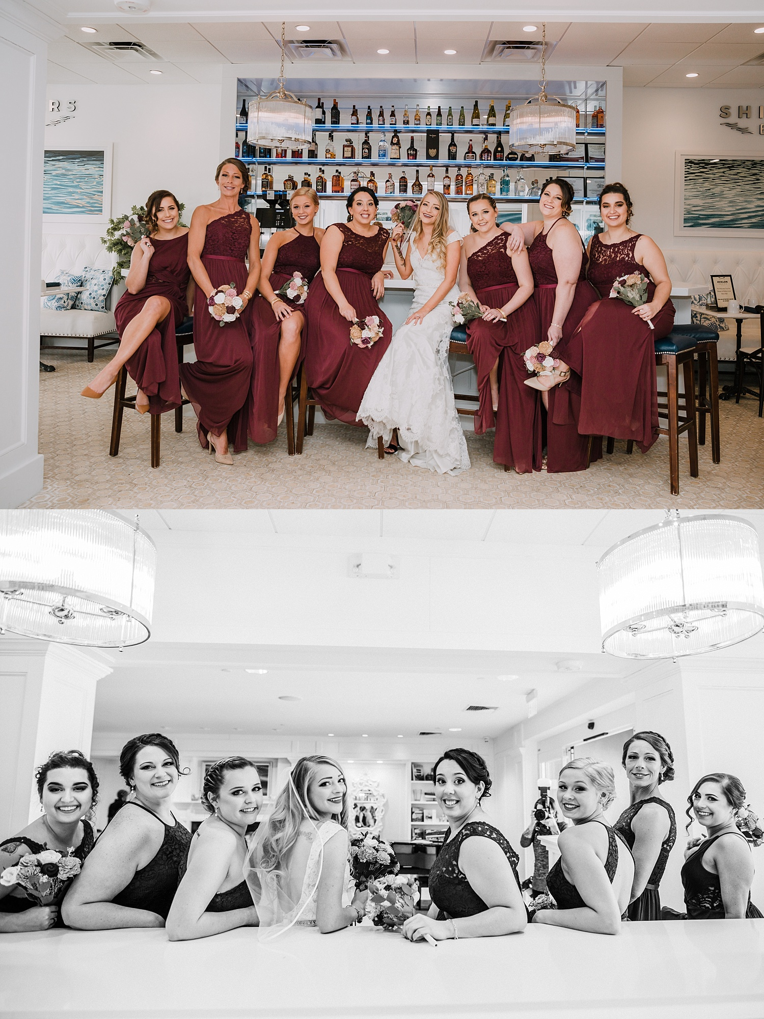 Icona Golden Inn Avalon New Jersey wedding photographer