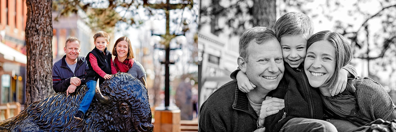 Boulder Pearl Street Colorado Family Photographer