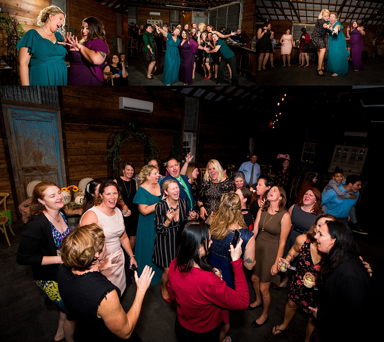 Cecil Creek Farm New Jersey fall same sex wedding photographer