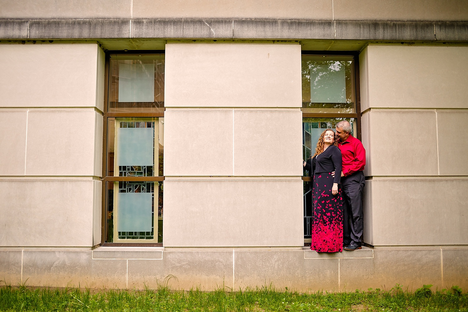 Reading Museum Wyomissing Pennsylvania married couple's photographer