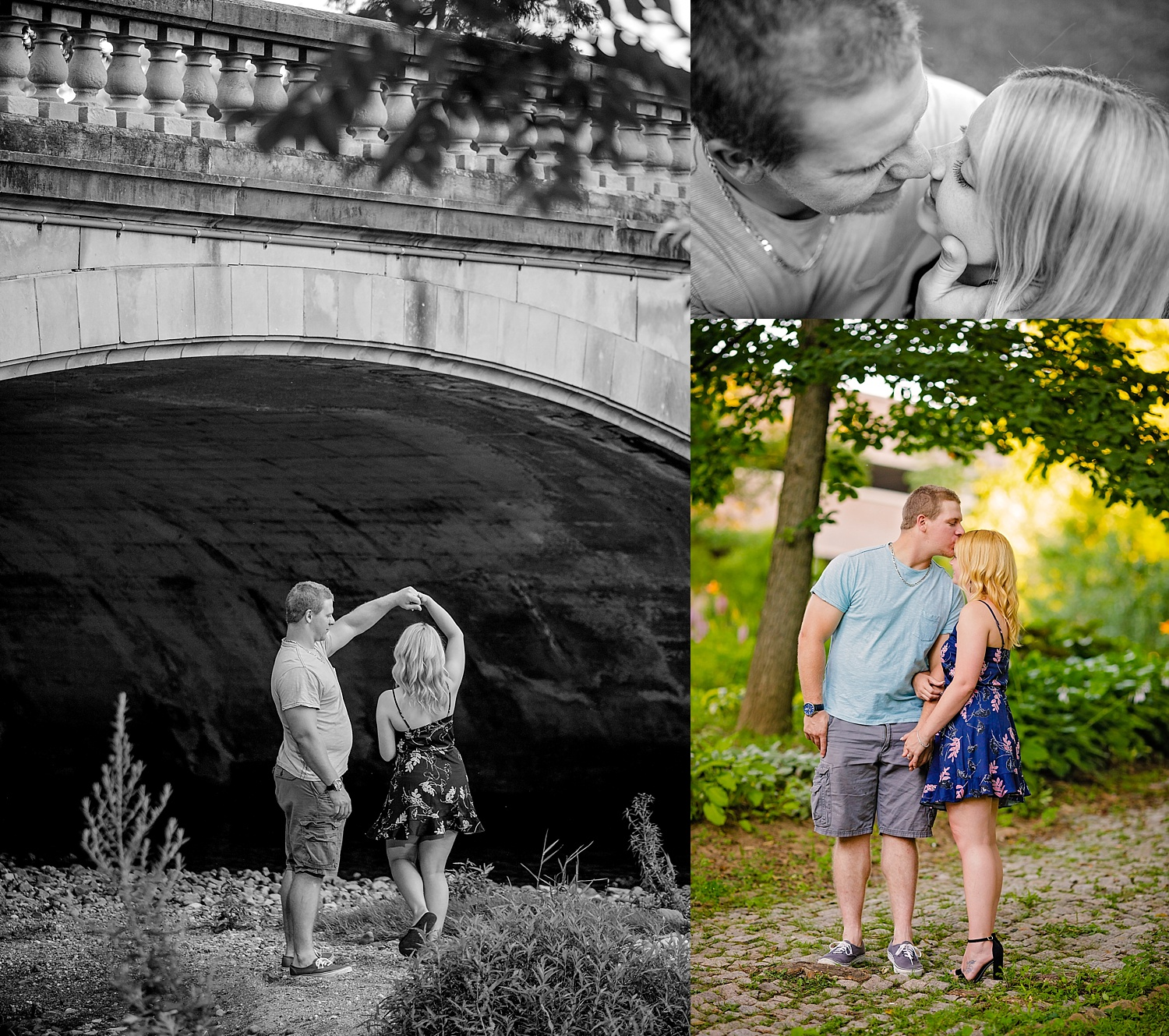 Reading Public Museum Wyomissing Pennsylvania Engagement Wedding Photographer
