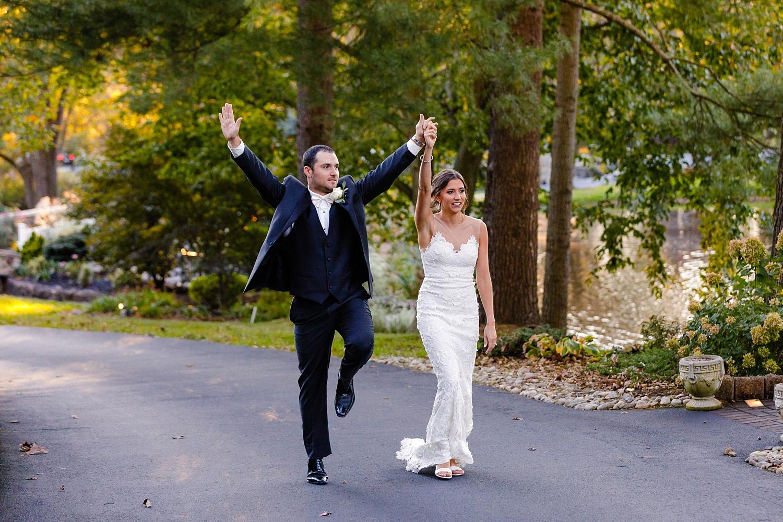 Chester Wedding Photographer Pennsylvania Meredith Manor autumn