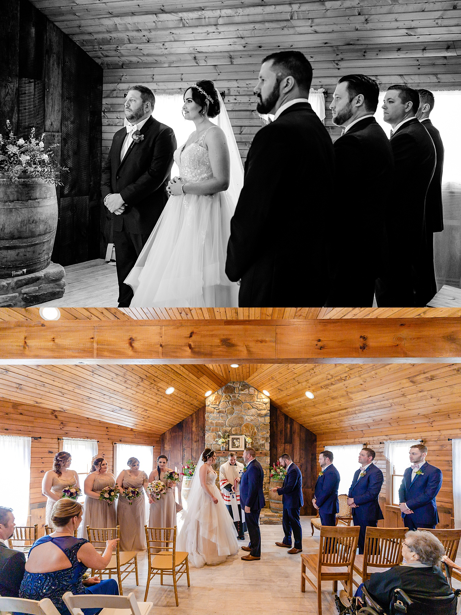 Bally Spring Inn Barto Pennsylvania wedding photographer Berks County