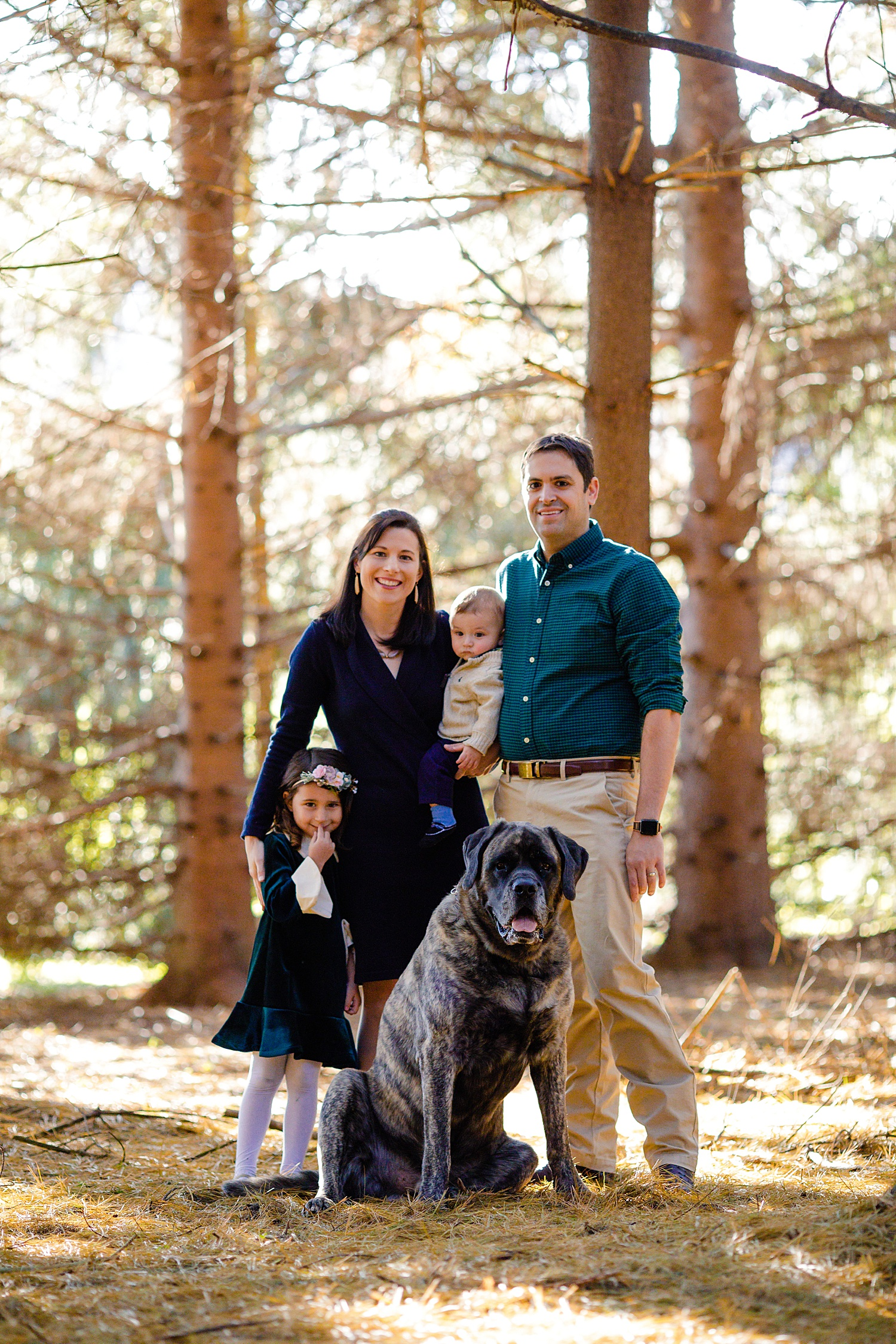 Wyomissing Park Berks County Pennsylvania family child photoshoot portrait photographer