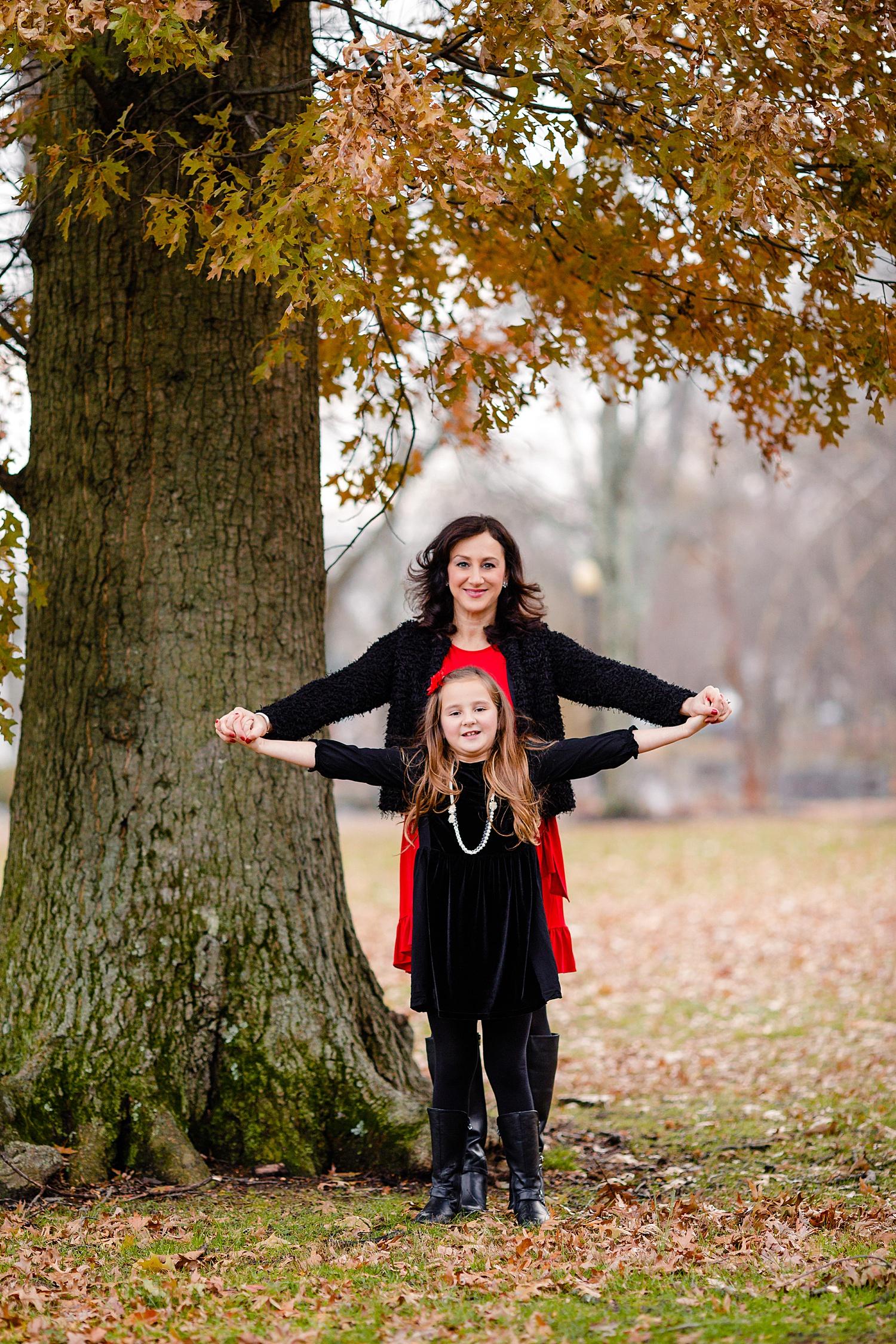 Mindowaskin Park Westfield New Jersey family portrait photoshoot photographer