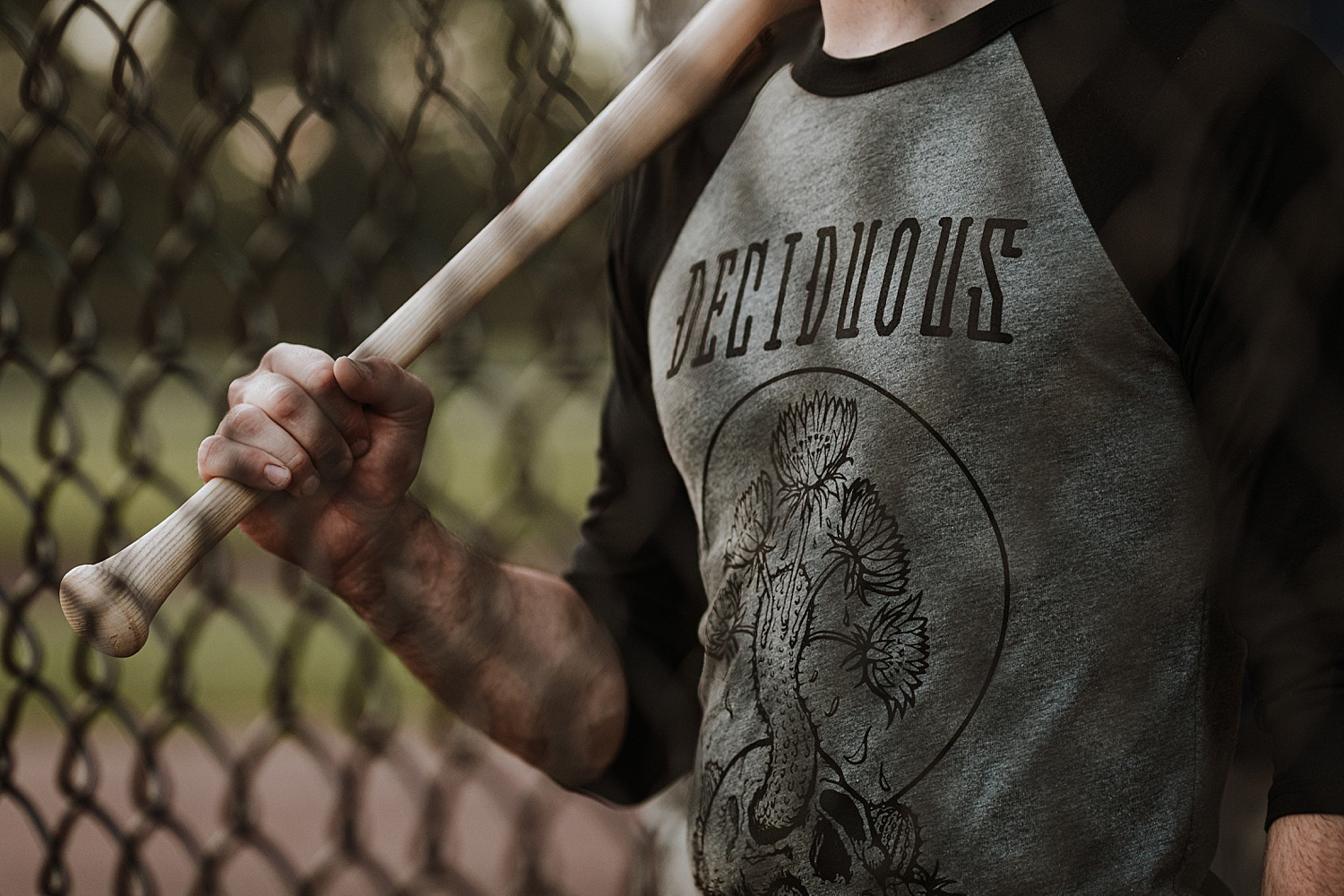 Deciduous Life baseball lifestyle commercial photography shoot Penn State Berks