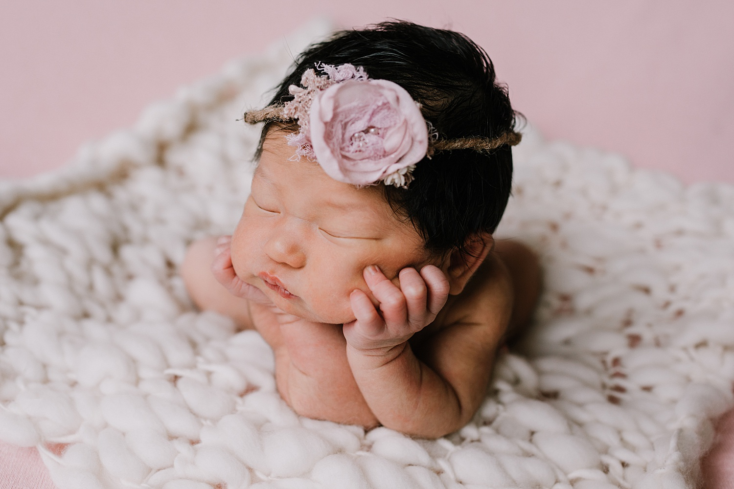 Bergen County Mahwah New Jersey newborn photographer