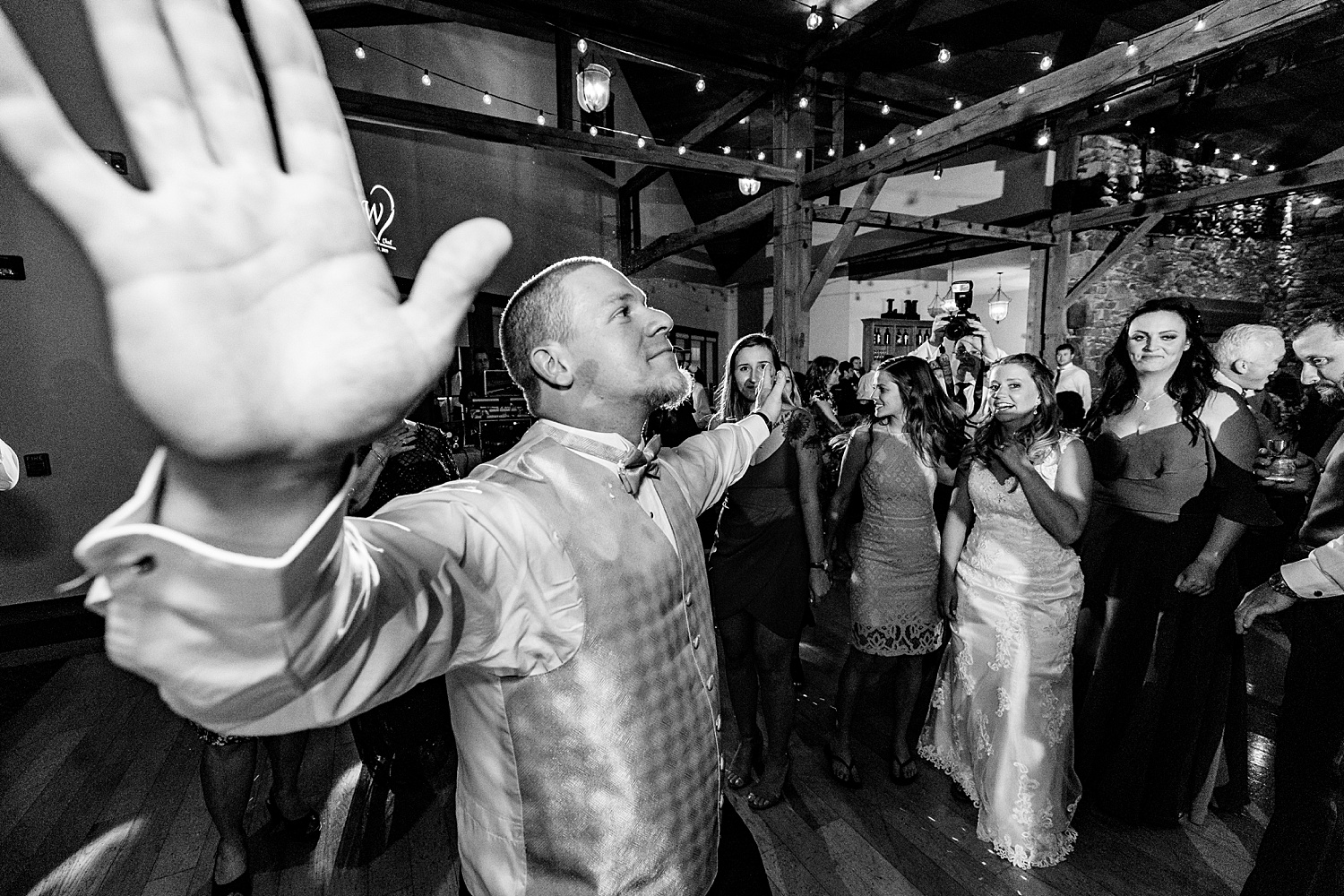 La Massaria at Bella Vista Gilbertsville Pennsylvania summer wedding photographer Montgomery County