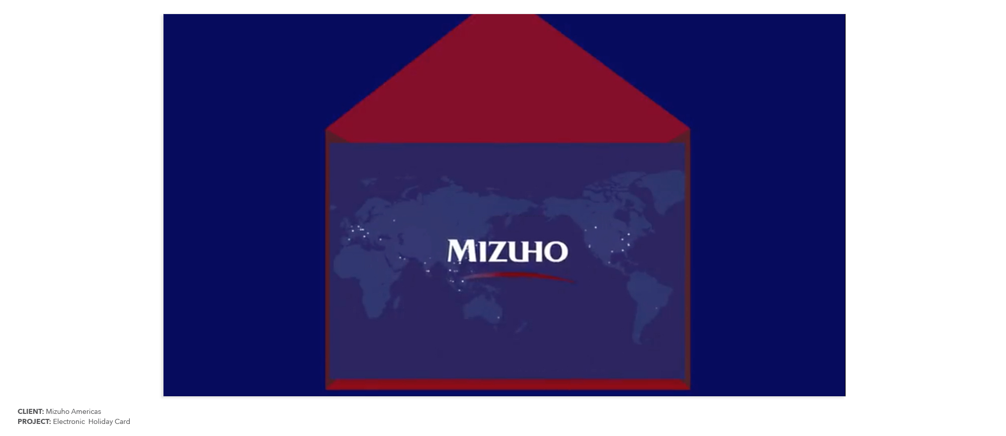 Mizuho Email Card
