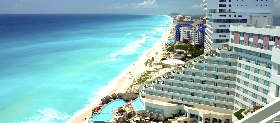 Cancun - Oceanfront Residences with luxury amenities