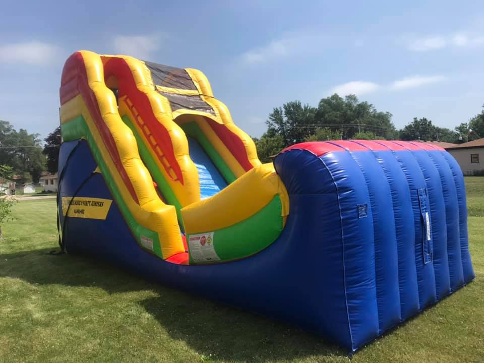 16 ft.PRIMARY Color Slide$195.00 + TAX -