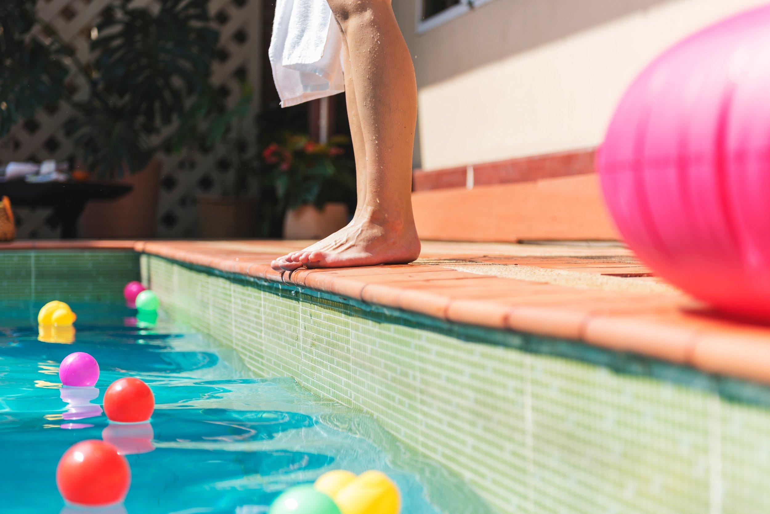 Pool Parties -