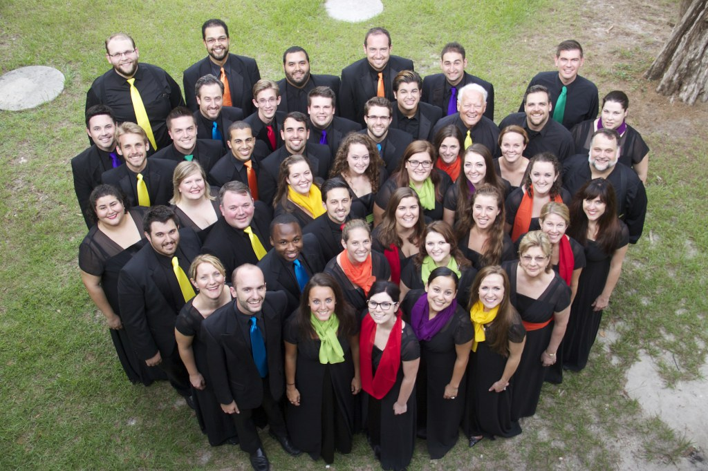 The Festival Singers of Florida. Kevin Fenton, conductor