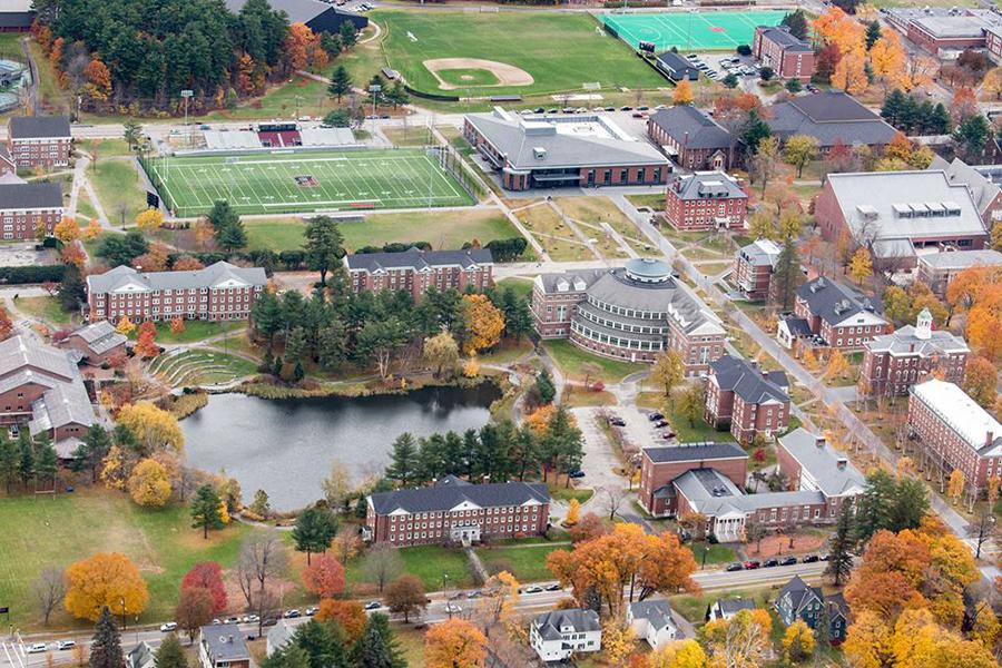- Bates college
