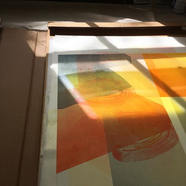 Today I'm pulling out last summer's Radiant Network prints and remembering how much love I have for this work.