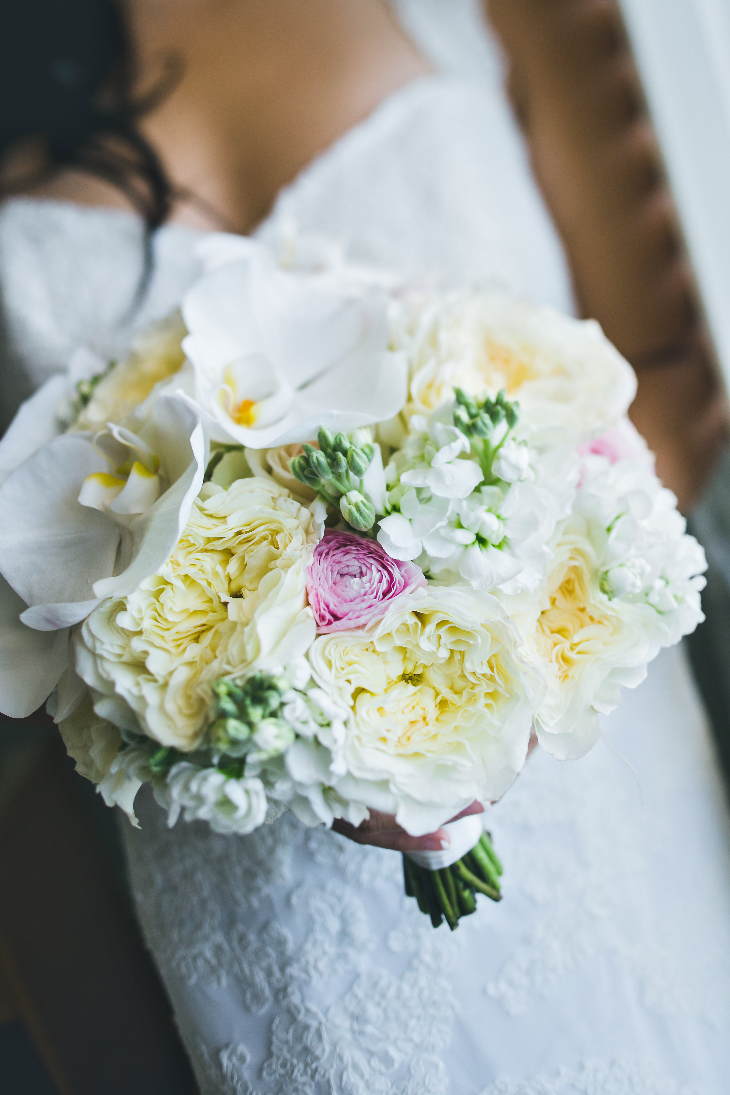 Bridal bouquet by Floral Inspirations